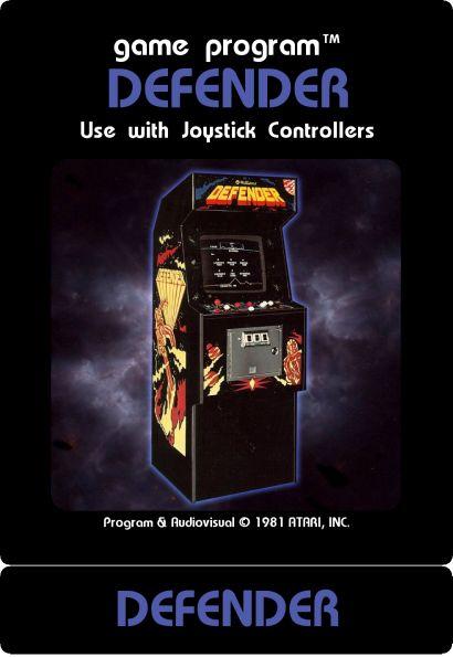 Atari 2600 Label Maker